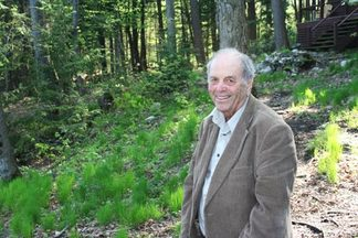 REAL ESTATE, REAL EXPERIENCE.  Ed Seagram is full of stories about his adventurous life,  from safaris across Africa, to college days in the southern  U.S. and a stint with the American air force in France. But  the dedicated real estate broker, who turns 80 this year,  would rather talk business.